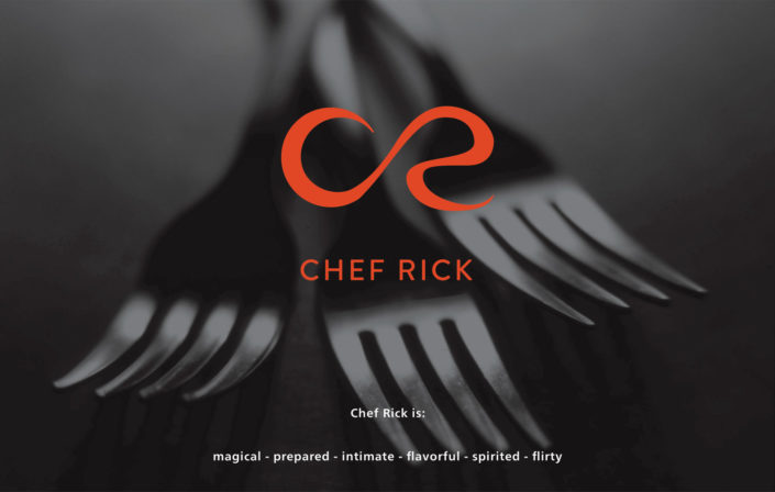 Chef Rick, Catered Courses, Santa Ana Sweets Rebranded